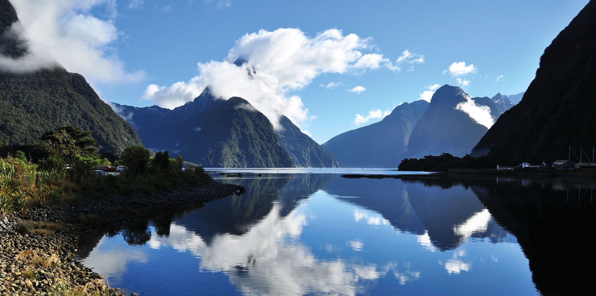 Contrasts of New Zealand